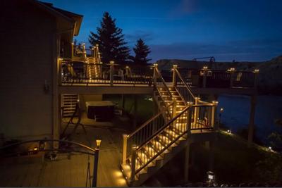 Decks unlimited llc decks unlimited deck patio gazebo for 307 salon casper wy