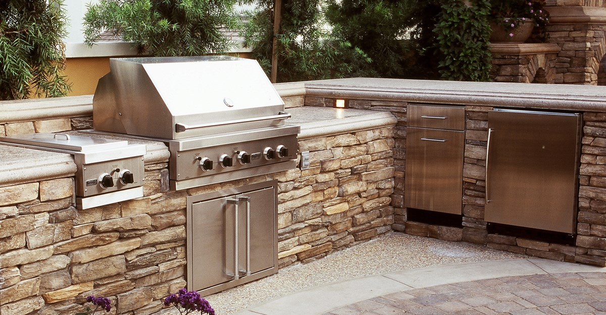 Nice Outdoor Kitchen Contractor Decks Unlimited LLC Part 66